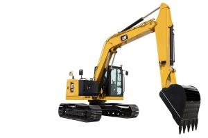 卡特彼勒新一代310迷你型挖掘机