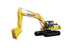 小松PC390LC-8M0履带挖掘机