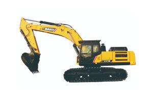 三一SY375H履带挖掘机