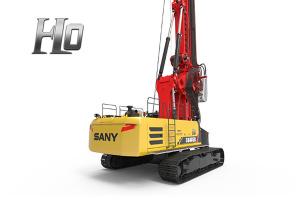 三一SR405R-H10系列旋挖钻机图片集