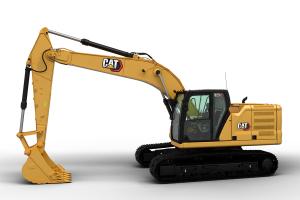 卡特彼勒新一代CAT 323GC挖掘机图片集