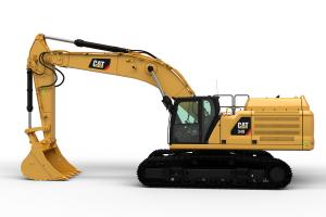 卡特彼勒新一代CAT 349挖掘机