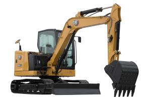 卡特彼勒新一代CAT 306.5挖掘机
