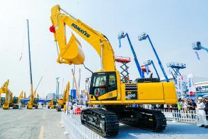小松PC500LC-10M0履带挖掘机图片集