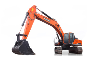 斗山DX360LC-9C 履带挖掘机