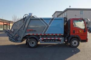亞特重工垃圾車圖片集1
