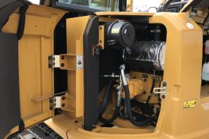 卡特彼勒新一代Cat307液压挖掘机图片集