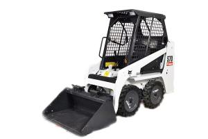山猫S70E滑移装载机图片集