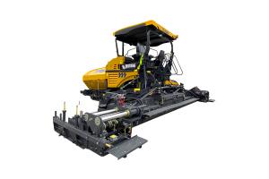 徐工RP1253T 型超厚攤鋪機