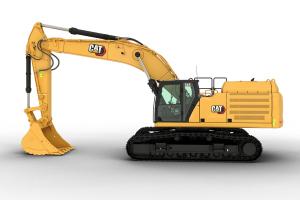 卡特彼勒Cat349液压挖掘机图片集