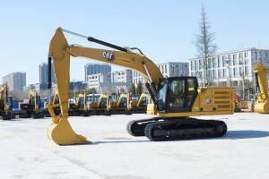 卡特彼勒新一代CAT326 GC挖掘机 图片集