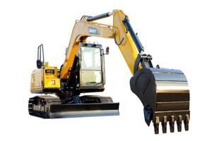 三一SY95C小型液压挖掘机