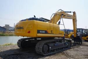 柳工CLG933E(国三)-大型履带挖掘机