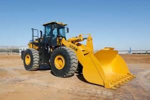 山工SEM676D 轮式装载机图片集