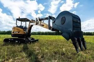 三一SY35U-10迷你型液壓挖掘機(駕駛棚版)圖片集