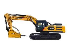 三一SY550H矿山挖掘机