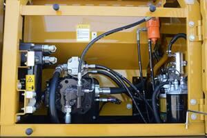 三一SY155W全液压轮胎式挖掘机图片集
