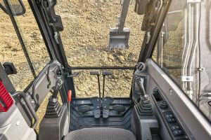 沃尔沃EC75D履带挖掘机图片集