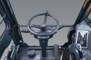 现代R60WVS轮式挖掘机图片集