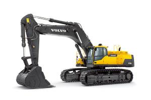 沃尔沃EC750D挖掘机