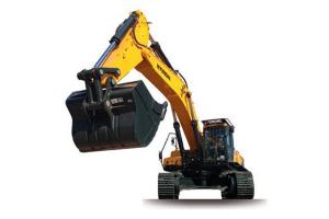现代R520L-9VS履带挖掘机图片集