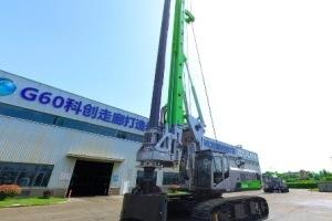中联重科ZR240C-3旋挖钻机图片集