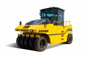 山推SR26T轮胎式压路机
