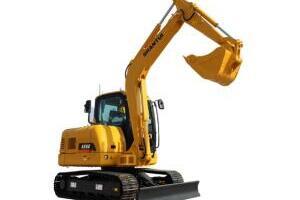山推SE60-9挖掘机(市政园林专家)图片集