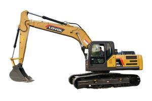 雷沃FR210E2-H挖掘机图片集