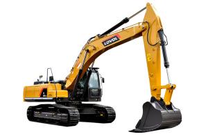 雷沃FR350E2-HD挖掘机图片集