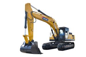 雷沃FR390E2-HD 挖掘机图片集
