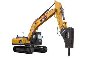 雷沃FR510E2-HD 挖掘机图片集