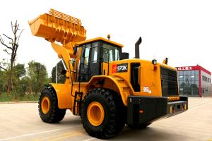 成工CG970K轮式装载机图片集