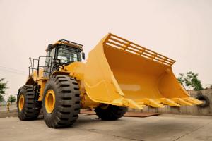 成工CG990K轮式装载机图片集