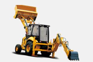成工862H挖掘装载机图片集
