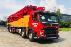 三一SYM5535THB 620C-8 混凝土泵车图片集