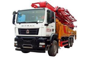 三一SYM5355THB 520-C10混凝土泵车图片集