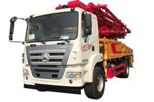 三一SYM5230THB 390C-10A 混凝土泵车图片集