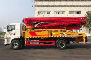 三一SYM5230THB 390C-10A 混凝土泵车