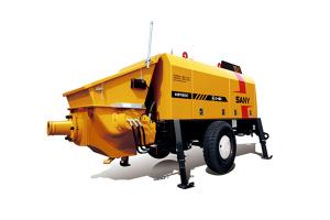 三一HBT6013C-5A拖泵图片集