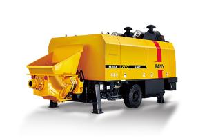 三一HBT9035CH-5M超高压系列拖泵图片集