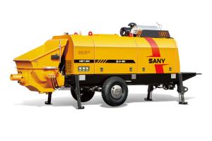 三一HBT12020C-5M拖泵图片集