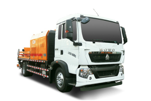 三一SYM5161THBE-10028C-8GS车载泵图片集