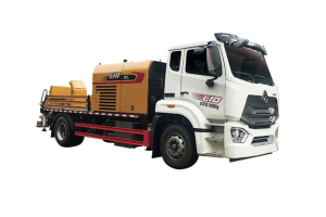 三一SYM5161THBF-10028C-10GS车载泵图片集