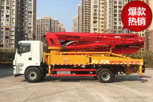 三一SYM5231THB 370C-8 混凝土泵车图片集