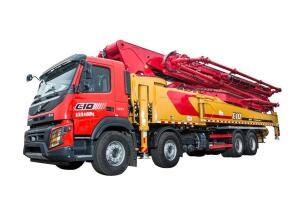 三一SYM5440THBF 620C-10A 混凝土泵车图片集