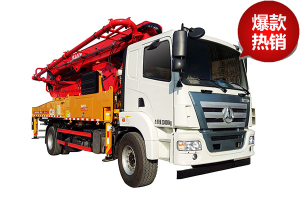 三一SYM5542THB 670C-10 混凝土泵车图片集