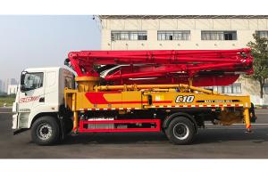 三一SYM5230THB 390C-10混凝土泵车图片集
