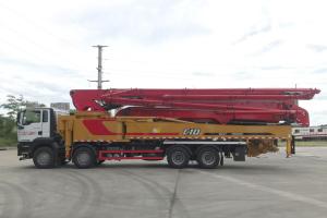 三一SYM5443THBV 620C-10A 混凝土泵车图片集