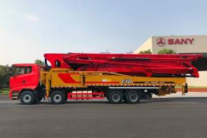 三一SYM5445THBES 620C-10A 混凝土泵车图片集